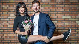 Daniela Šinkorová odešla z tréninku na StarDance, tanečníkovi se pak veřejně omluvila.
