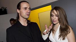 Tomáš Beroun s přítelkyní Vlaďkou Skalovou