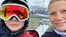 Gwyneth Paltrow s dcerou