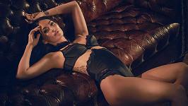 Megan Fox propůjčila tělo kampani na spodní prádlo