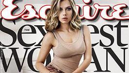 Scarlett Johansson byla jako první dvakrát vyhlášena nejpřitažlivější ženou světa časopisem Esquire.