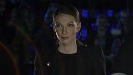 Zuzana Smatanová v klipu kapely Polemic