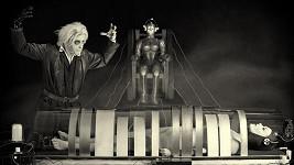 David Prachař a Linda Rybová z filmu Metropolis