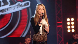 Simona Hegerová je nejhezčí zpěvačka z Hlasu.