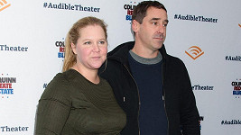 Amy Schumer s manželem Chrisem Fischerem