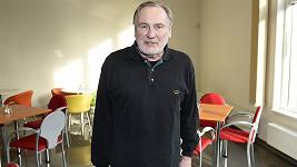 """Jedním z hlavních aktérů osvětové kampaně snázvem """"Když jde o život"""" je Jiří Štěpnička."""