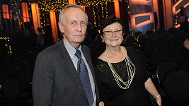 Rodiče Jitky Schneiderové viděli skvělý taneční výkon své dcery.