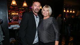 Tomáš Řepka s maminkou