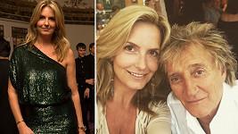 Manželka slavné rockové hvězdy Roda Stewarda Penny Lancaster (46) byla také sexuálně zneužita.