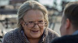 Jiřina Bohdalová v novém televizním filmu Klec