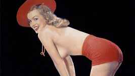 Marilyn Monroe zvěčnil fotograf Laszlo Willinger.