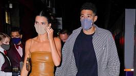 Kendall Jenner a Devin Booker