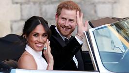 Harry a Meghan oznámili narození dcery.