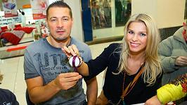 Petr Jákl s manželkou Romanou Jákl Vítovou