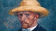 Portrét Van Goghova bratra Thea, o němž se dlouhá léta myslelo, že je autoportrétem samotného malíře.