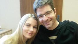 Karla Mráčková a Michal Jančařík: Pojí je pevné přátelství.