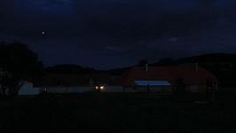 Podivný objekt nad Zapletalovou farmou