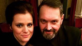 Ornella Koktová a Josef Kokta