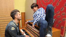 Marta Jandová a Marek Ztracený