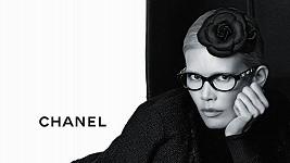Claudia Schiffer v nové kampani pro Chanel.