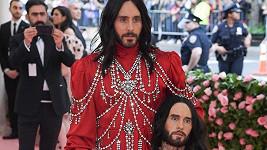 Jared Leto na Met Gala 2019