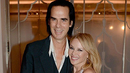 Kylie Minogue a Nick Cave