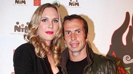 Radek Štěpánek s Nicole Vaidišovou