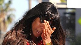 Kelly Rowland cestou z oběda s Beyncé plakala.