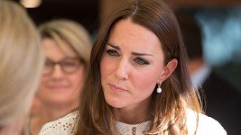 Kate s Williamem návštěvu dětského hospicu nesli těžce.