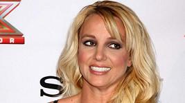 Britney byla nesvá.