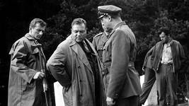 Radoslav Brzobohatý a Rudolf Hrušínský