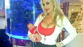 Coco Austin s malou Chanel Nicole