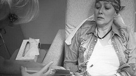 Shannen Doherty s rakovinou bojuje veřejně.