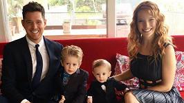 Starší syn zpěváka Michaela Bublé a Luisany Lopilato Noah bojuje s rakovinou.