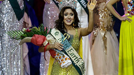 Miss Earth Katherine Espin
