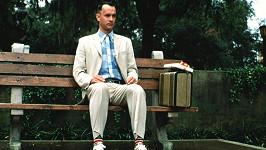 Tom Hanks jako Forrest Gump