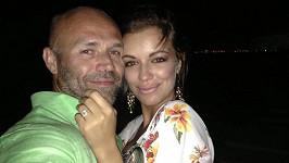 Mirek Cipra a Jitka Válková se zasnoubili