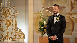 Čech Milan se přihlásil až v průběhu natáčení slovenské Svatby.