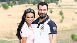 Noid s manželkou Gábinou