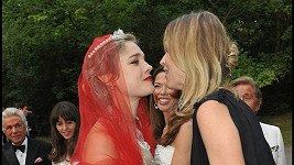 Eva a Natalia k sobě mají blízko.