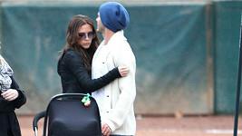Manželé Beckhamovi se jeden druhého nemohou nabažit.