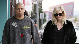 Ashley Simpson a Evan Ross