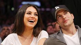 Mila Kunis s Ashtonem Kutcherem jsou možná zasnoubení.