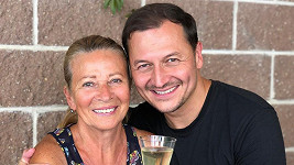 Vojtěch Bernatský má krásnou maminku.