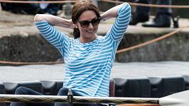 Vévodkyně Kate na návštěvě Německa