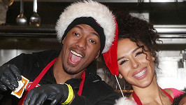 Brittany Bell a Nick Cannon