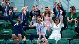 Vévodkyně Kate se připojila k mexické vlně
