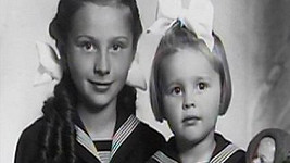 Emílie Vášáryová a Magda Vášáryová