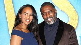 Idris Elba s manželkou Sabrinou zůstávají v karanténě.