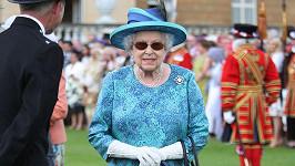 Trávníky kolem Buckinghamu musejí být jako koberečky, nejen když královna pořádá zahradní party.